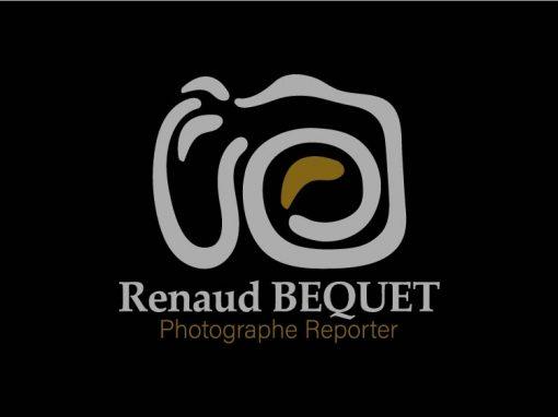 Logo et identité visuelle Renaud Bequet